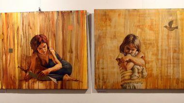 Jonavos menininkų paroda 2014