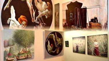 Jonavos menininkų paroda 2013