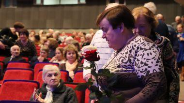"""L. Mikalausko ir E. Sašenko koncertas su pučiamųjų kvartetu """"Brass bravo"""" """"Tu ateik į pasimatymą"""""""