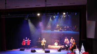 Arvydo Vilčinsko jubilejinis koncertas su gyvo garso grupe bei styginių kvartetu