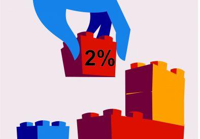 KVIEČIAME SKIRTI 2%
