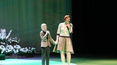 Pasveikinti mamų jonaviečiai keliavo žaliu pavasario taku