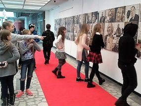 """Lilijos Valatkienės parodos ,,Išrinktieji"""" atidarymas"""