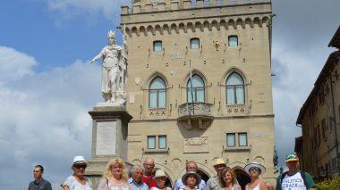 """,,Laduta"""" dalyvavo tarptautiniame festivalyje Italijoje"""