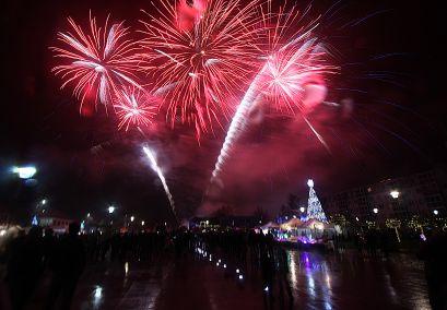 Eglutės įžiebimo šventė 2018