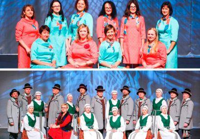 Kultūros centro mėgėjų meno kolektyvai įvertinti Lietuvoje