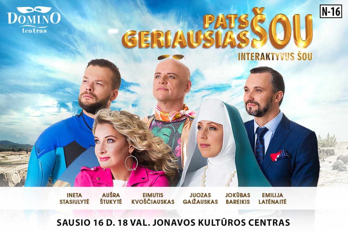 Domino teatro spektaklis