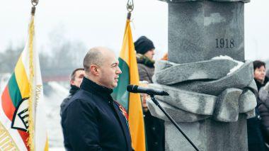 Sausio 13-osios minėjime – jautrausios dainos ir gražiausi žodžiai Lietuvos laisvės gynėjams.