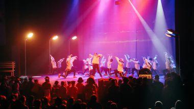 """Respublikinis gatvės šokių festivalis """"Šokių gatvė"""