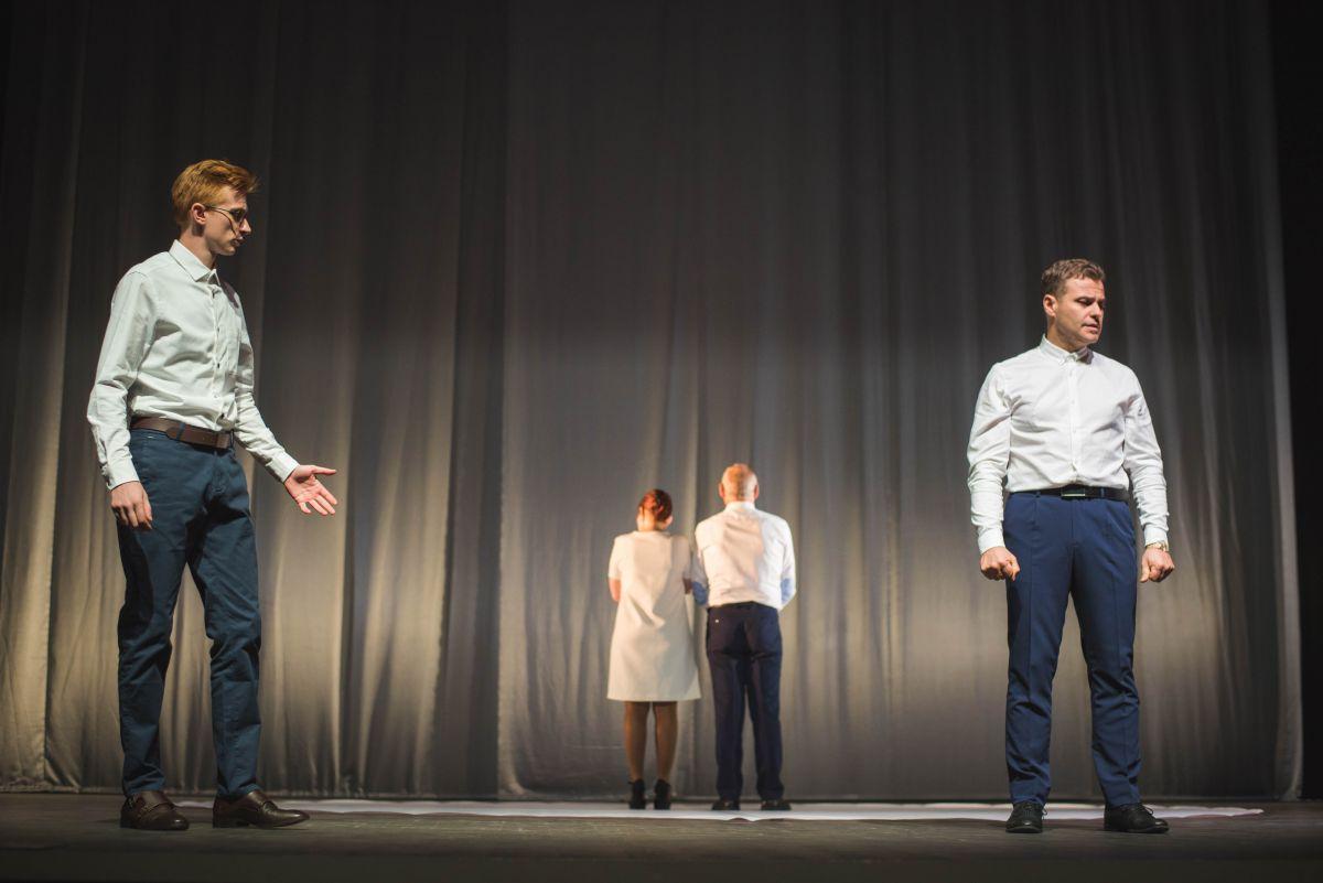 JKC Teatro premjera LAISVĖ