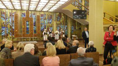 Seime vyko Prano ir Jono Butkevičių kūrybos darbų parodos