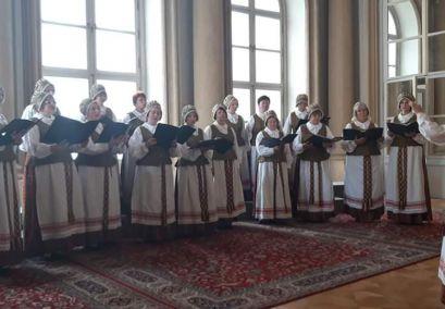 """Jonavos kultūros centro moterų choras """"Guoba"""" dalyvavo chorinės muzikos festivalyje """"Bratislava Cantat 2019"""""""