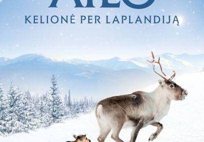 """Kino pirmadienis. Kino filmas """"Elniuko Ailo Kelionė Per Laplandija"""""""