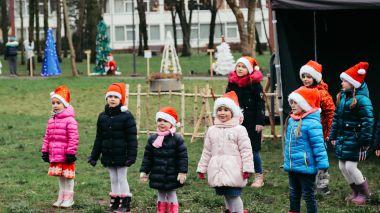Kalėdinis koncertas visai šeimai