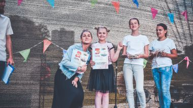 """Vaikų POP Muzikos ir dailės festivalis-konkursas """"Spalvų gama"""