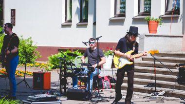 Gatvės muzikos diena ir muziejų naktys