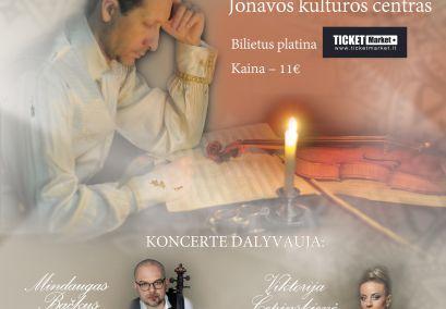 Vilhelmo Čepinskio koncertas