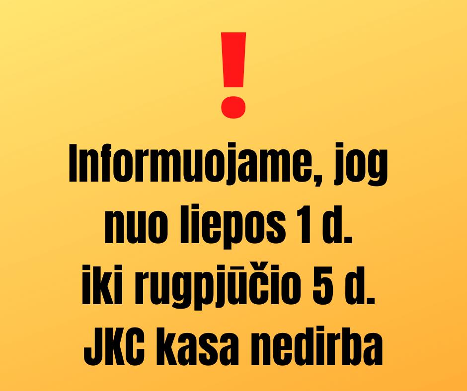 JKC kasa