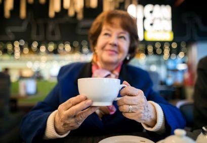 Tarptautinės kavos, muzikos ir pagyvenusių žmonių dienos proga senjorai bus vaišinami kava