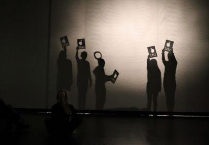 """Baigėsi teatro edukacinis projektas """"Lygybės medis"""""""