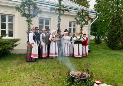 Muziejų naktis Jonavoje: nuo baltiškų apeigų iki virtualios realybės patirčių