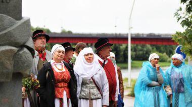 """Fokloro festivalis """"Nerimi atplaukę"""""""