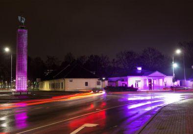 Antradienį minint Tarptautinę Alzheimerio dieną penki Lietuvos miestai nušvis purpurine spalva